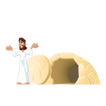 Easter - Jesus has Risen Set (Creative for Kids)