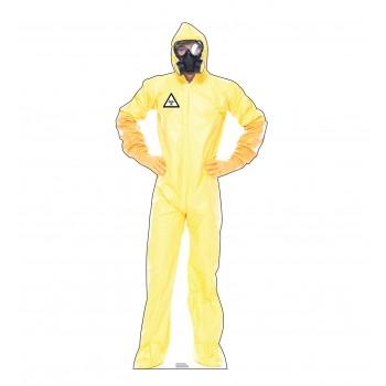 Hazmat Guy - Yellow Suit