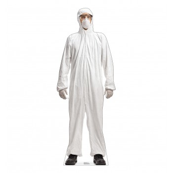Doctor in Protective Gear - $39.95