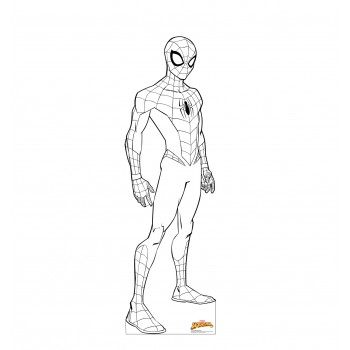 Color Me Spider-Man (Marvel) - $39.95