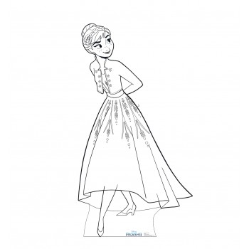 Color Me Anna (Frozen 2) - $39.95