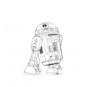 Color Me R2-D2 (Star Wars) - $39.95