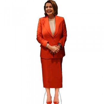 Nancy Pelosi Cardboard Cutout - $0.00