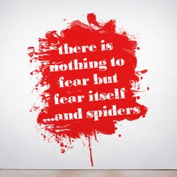 Nothing to Fear Wall Decal