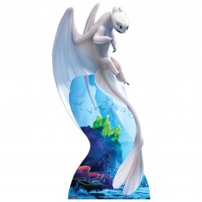 SC1299 Light Fury Cardboard Cutout Standee HTTYD
