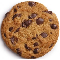 Chocolate Chip Cookie Cardboard Cutout