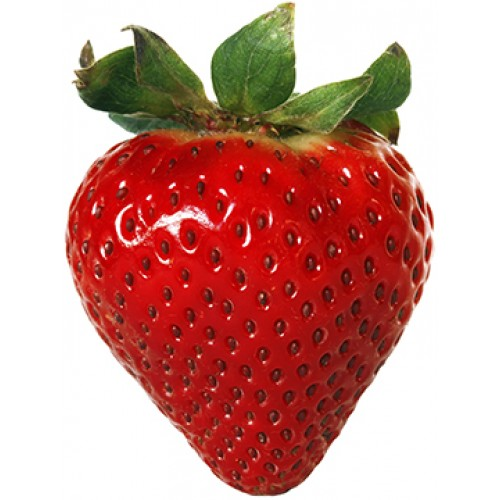 Strawberry Cardboard Cutout