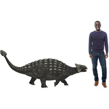 Ankylosaurus Dinosaur Cardboard Cutout - $59.99