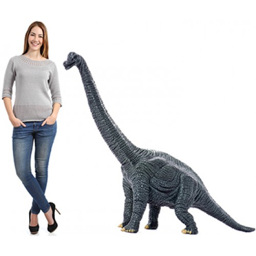 Brontasaurus Dinosaur Cardboard Cutout