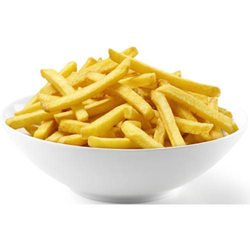 Fries in Bowl Cardboard Cutout