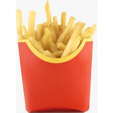 French Fries Cardboard Cutout