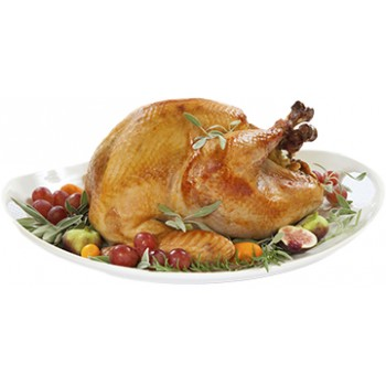 Roasted Turkey Cardboard Cutout - $59.99