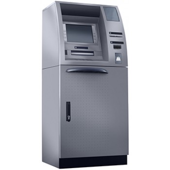 ATM Cash Machine Cardboard Cutout