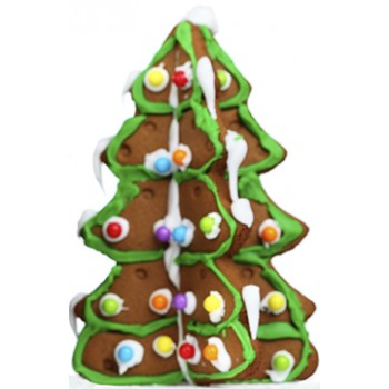 Ginger Bread Tree Cardboard Cutout - $49.99