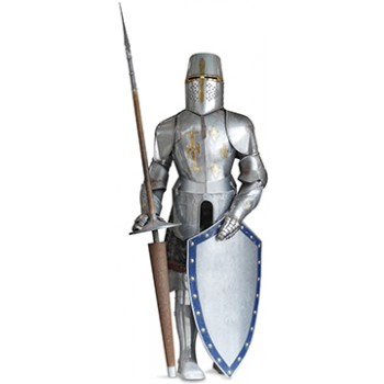 Suit of Armor Cardboard Cutout - $59.99