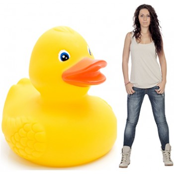 Toy Rubber Ducky Cardboard Cutout - $49.99