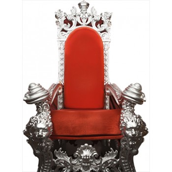 Red Throne Cardboard Cutout - $49.99