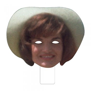 FKB25901 First Lady Jackie Kennedy Cardboard Mask