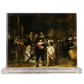 Rembrandt van Rijn --  The Night Watch - $39.95