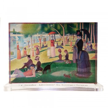 Georges Seurat -- A Sunday Afternoon - $39.95