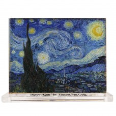 Vincent van Gogh -- Starry Night