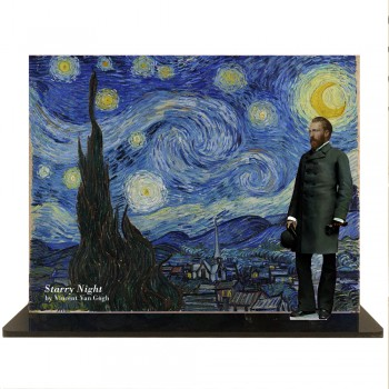 Vincent van Gogh -- Starry Night - $49.95