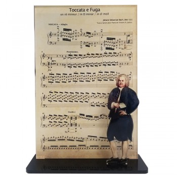 Johann Sebastian Bach -- Toccata e Fuga - $49.95
