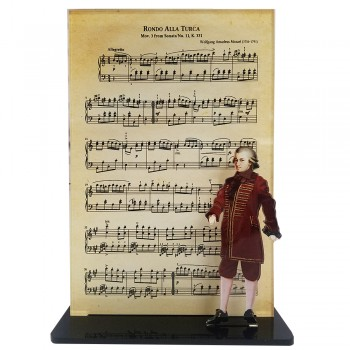 Wolfgang Amadeus Mozart -- Rondo Alla Turca - $49.95