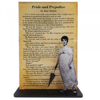 Jane Austen -- Pride and Prejudice - $49.95