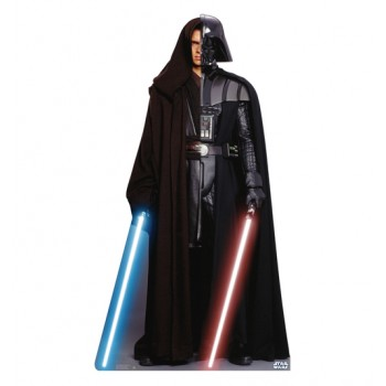 Anakin Skywalker Darth Vader Star Wars Cardboard Cutout - $39.95