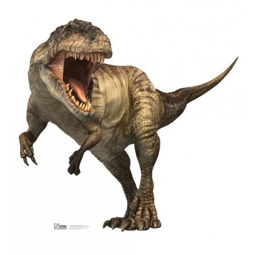 Giganotosaurus Dinosaur Cardboard Cutout