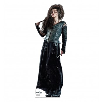 Bellatrix Lestrange Harry Potter 7 Cardboard Cutout - $39.95