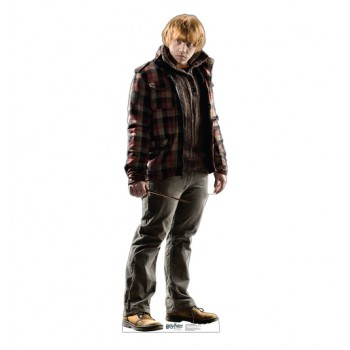 Ron Weasley Harry Potter 7 Cardboard Cutout - $39.95