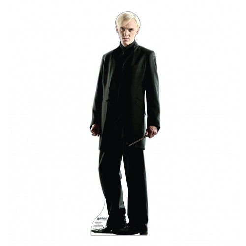 Draco Malfoy Harry Potter 7 Cardboard Cutout