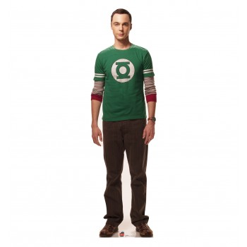 Sheldon Big bang Theory Cardboard Cutout