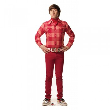 Howard Big bang Theory Cardboard Cutout