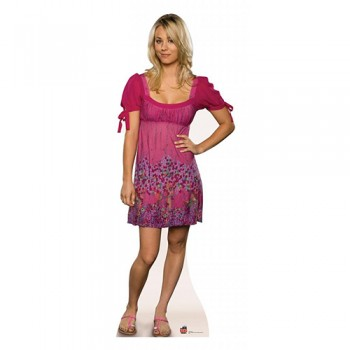 Penny Big bang Theory Cardboard Cutout