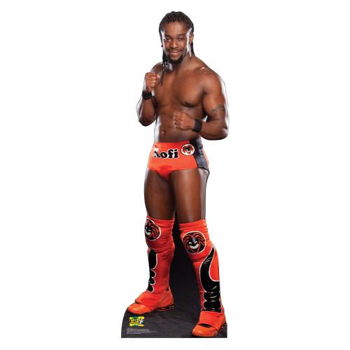Kofi Kingston WWE Cardboard Cutout