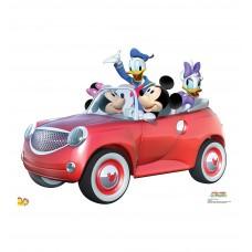 Mickey Car Ride