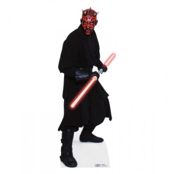 Darth Maul Star Wars Cardboard Cutout - $39.95