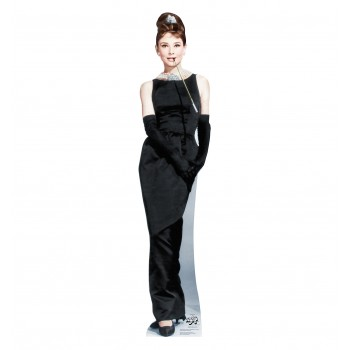 Audrey Hepburn Breakfast at Tiffanys Cardboard Cutout - $39.95