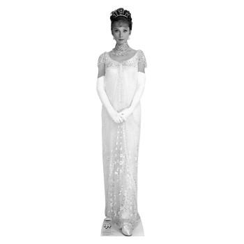 Audrey Hepburn Front Shot My Fair Lady Cardboard Cutout - $39.95