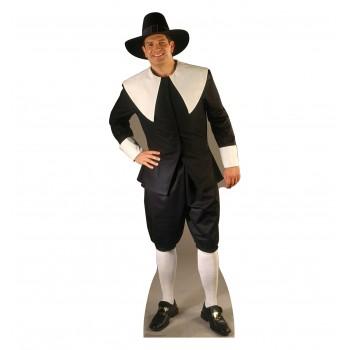 Pilgrim Man Cardboard Cutout - $39.95