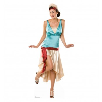 Elegant Ellie 1920 s Party Cardboard Cutout