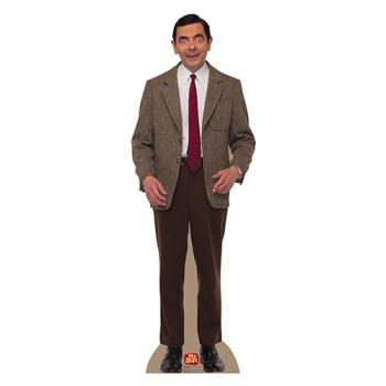 Mr Bean Cardboard Cutout