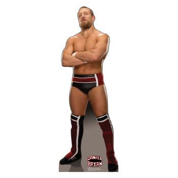 Daniel Bryan WWE Cardboard Cutout