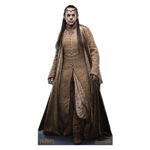 Elrond The Hobbit Cardboard Cutout