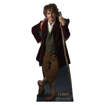 Bilbo baggins The Hobbit Cardboard Cutout