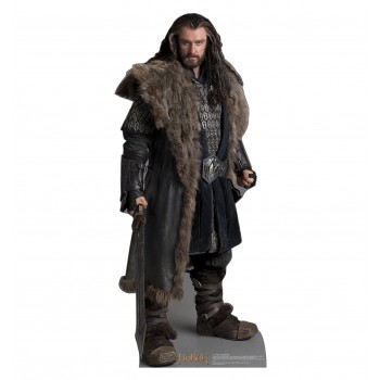 Thorin Oakenshield The Hobbit Cardboard Cutout