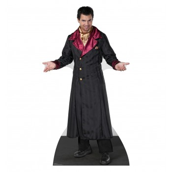 Man in Vampire Coat Cardboard Cutout - $39.95